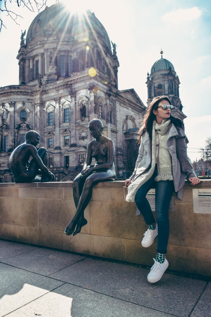 Berlin Cathedral Statues
