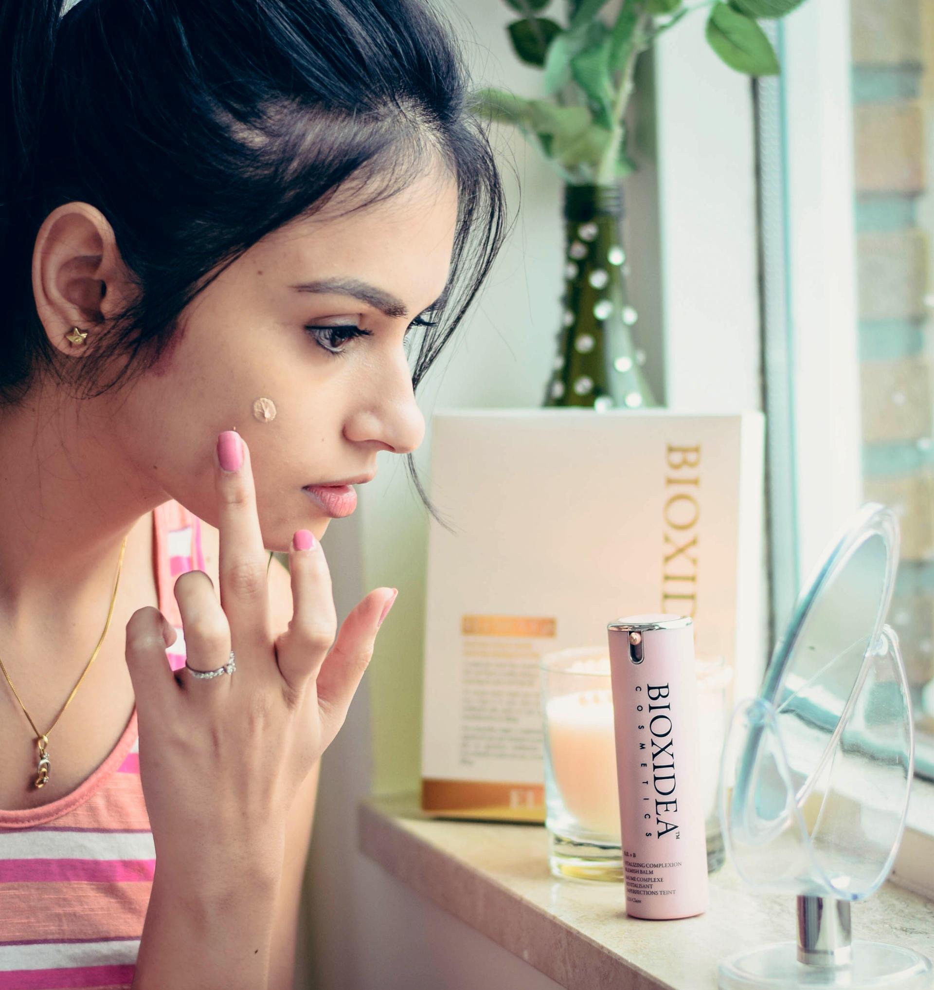 Bioxidea Cosmetics BB blemish cream