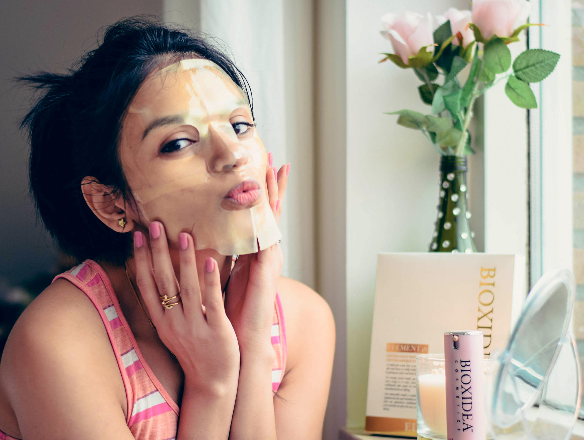 Bioxidea Cosmetics mask