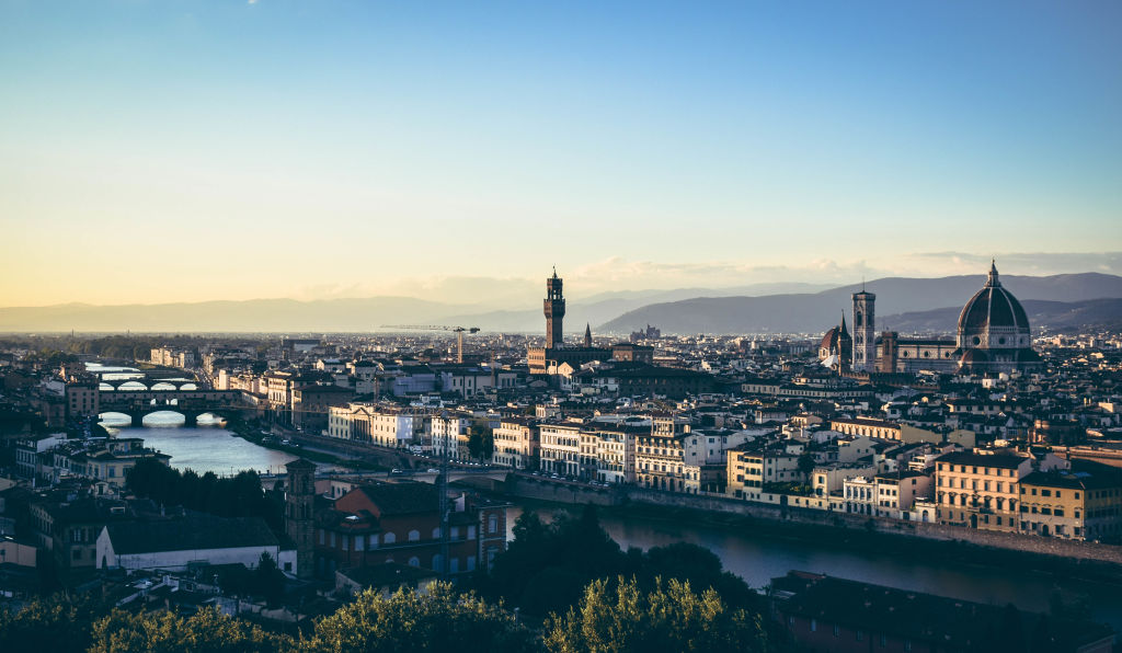 Italian Florence: A Day In Florence