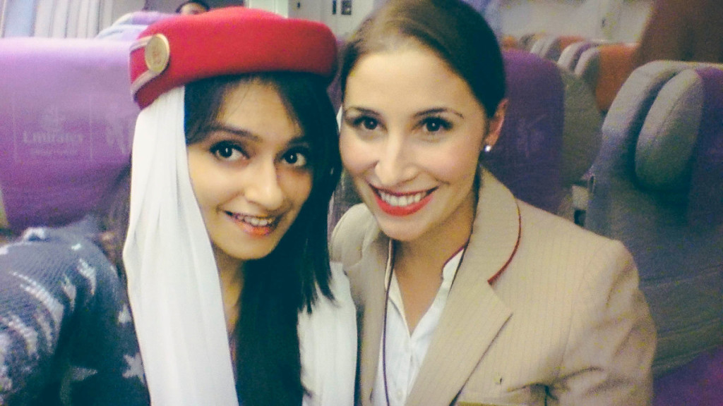 Beauty Tricks of Air Hostesses to keep it stylish in Long Flights