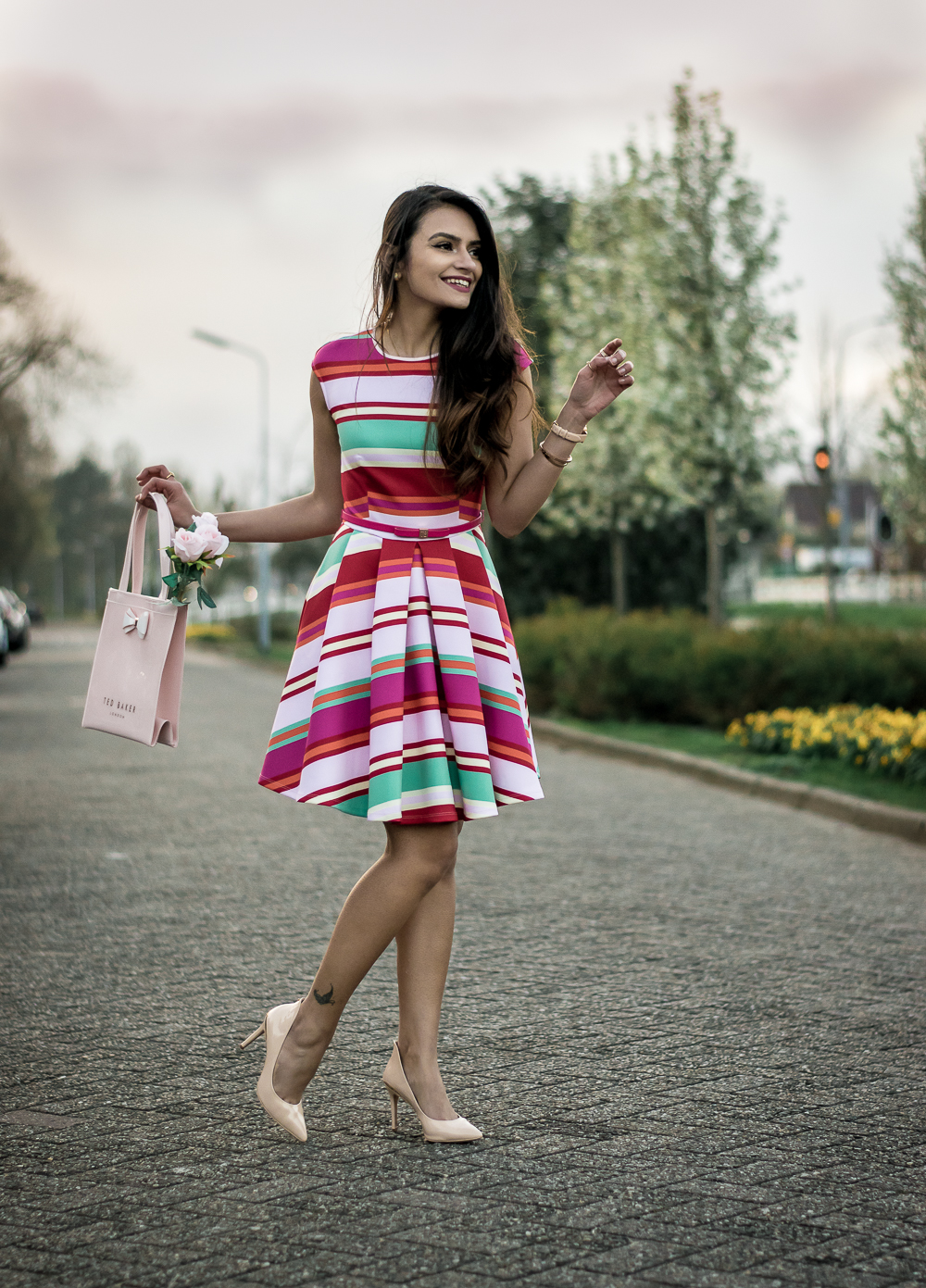 Celebrating Spring With Ted Baker