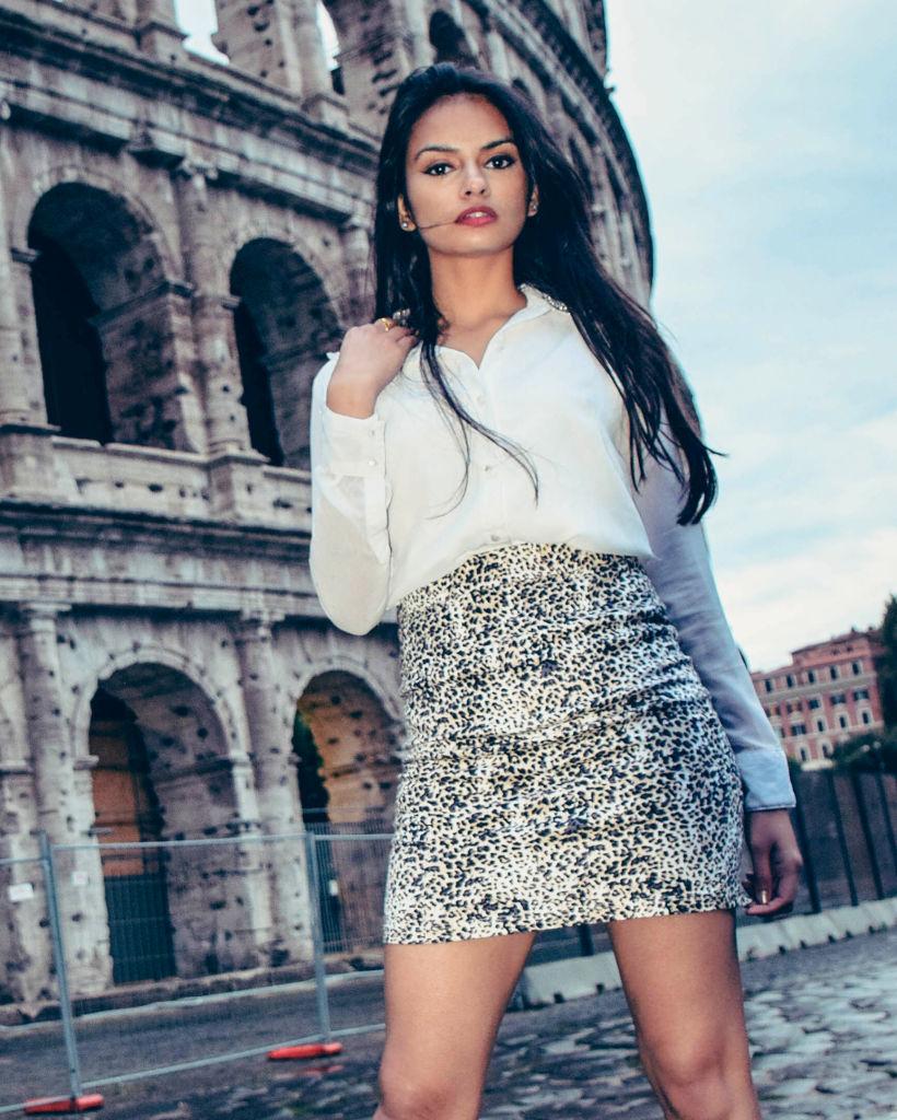 Fashion Shoot Colosseum