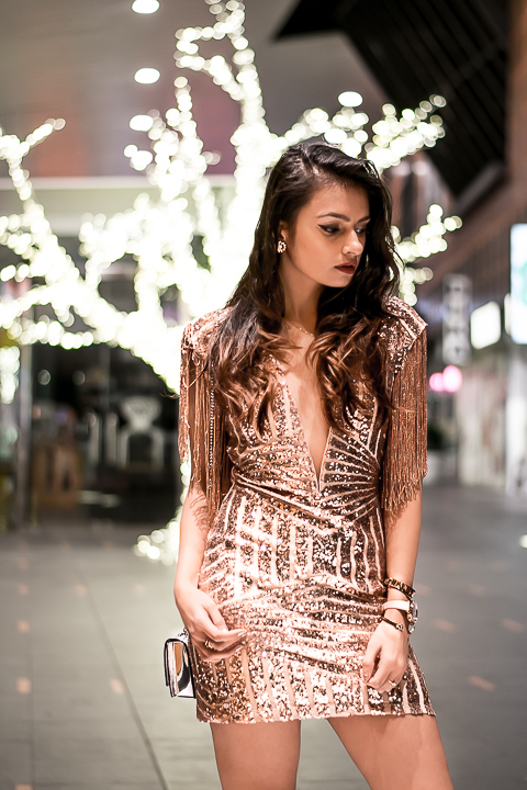 party dress sequins top europe fashion blogger shrads