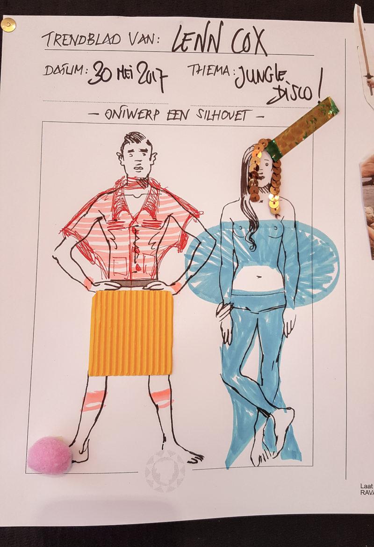 Fashion Design Festival Arnhem 2017 Shrads